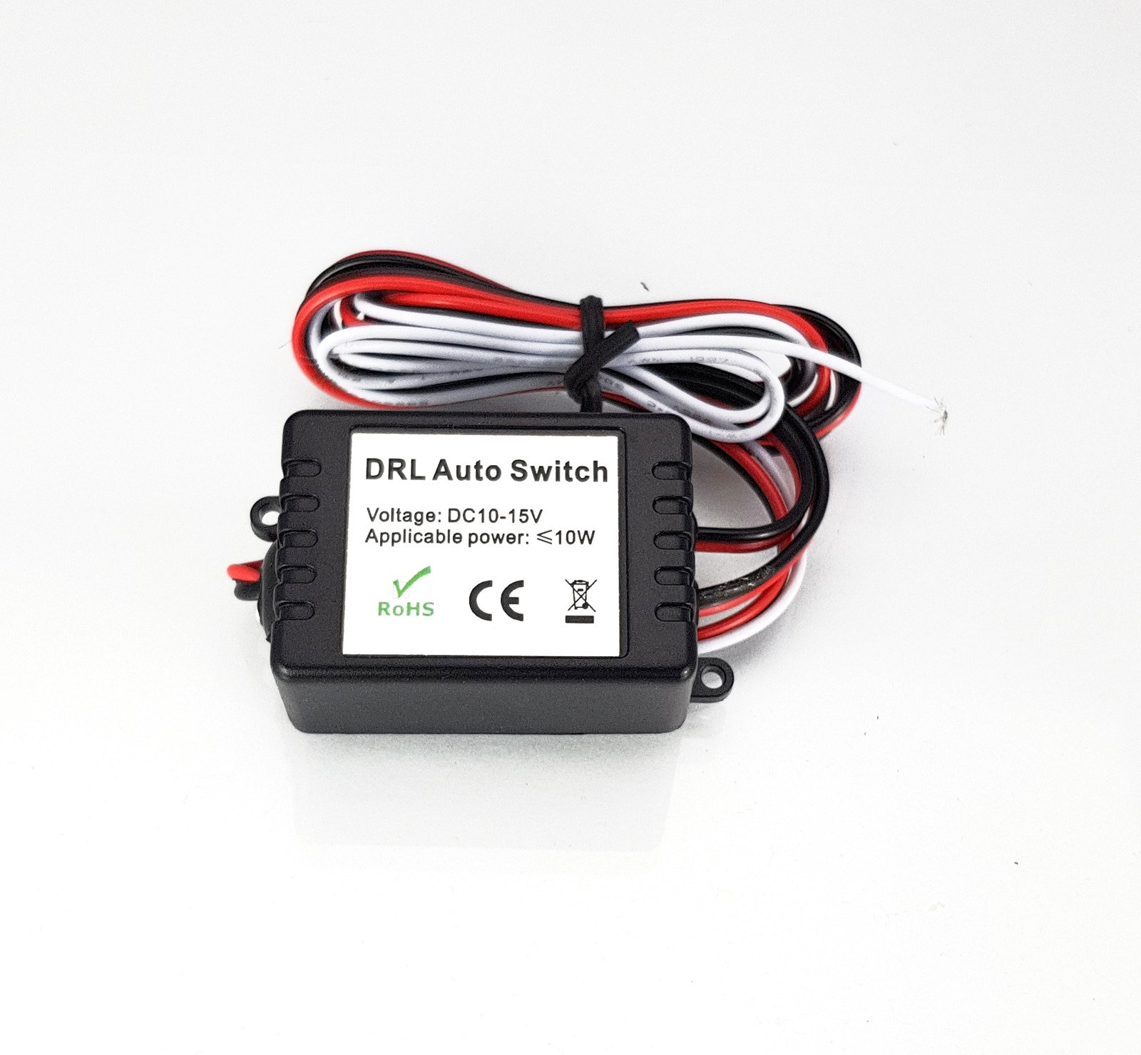 Drl Day Lights Relay Switch Controller Wiring Harness On Off Accessories