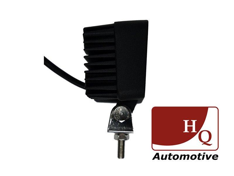 LED WORK LIGHT HALOGEN 4X4 OFF-ROAD ATV TRUCK QUAD FLOOD LAMP 18W 6x LED